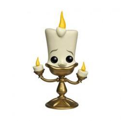 Figurine Pop Disney La Belle et la Bête Lumiere (Vaulted) Funko Boutique Geneve Suisse
