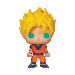 Figurine Pop Anime Dragonball Z Super Saiyan Goku Funko Manga Geneve