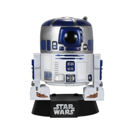 Figur Pop Star Wars R2-D2 (Rare) Funko Geneva Store Switzerland
