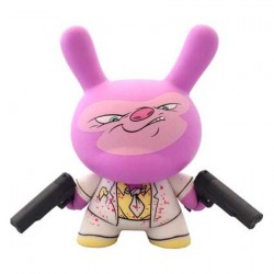 Art of War Dunny by Sam Fout