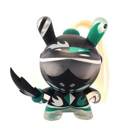 Figur Art of War Dunny 3 by Patricio Oliver Kidrobot Dunny and Kidrobot Geneva