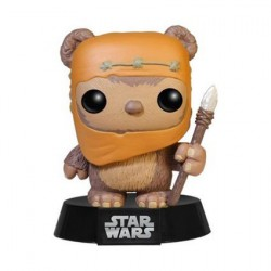 Figurine Pop Star Wars Ewok Wicket (Rare) Funko Boutique Geneve Suisse