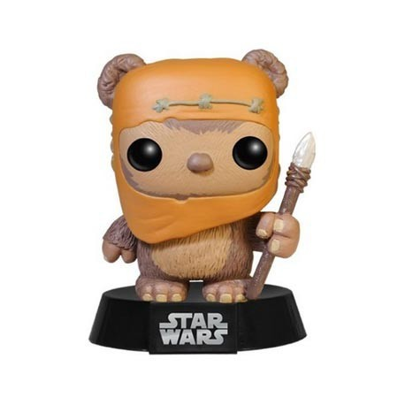 Figur Pop Star Wars Ewok Wicket (Rare) Funko Geneva Store Switzerland