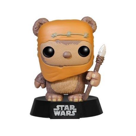Figurine Pop Star Wars Ewok Wicket (Rare) Funko Boutique Geneve Suisse