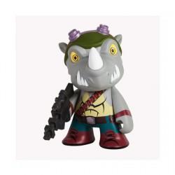 Figuren TMNT Rocksteady Medium Kidrobot Film Genf
