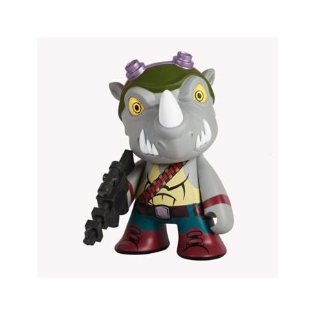 Figurine TMNT Rocksteady Medium Edition Limitée Kidrobot Boutique Geneve Suisse