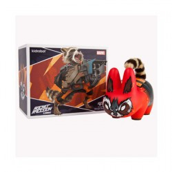 Figuren Marvel Labbit Guardians Of The Galaxy Rocket Racoon Kidrobot Genf Shop Schweiz