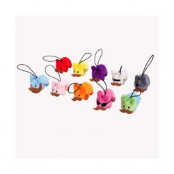 Figurine Relatively Hip Happy Labbit Peluche Kidrobot Boutique Geneve Suisse