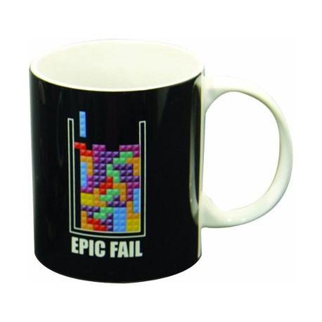 Figur Tetris Epic Fail Mug Paladone Geneva Store Switzerland