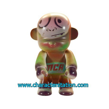Figur Qee Monkey by MCA Evil Ape Toy2R Unique Items Geneva