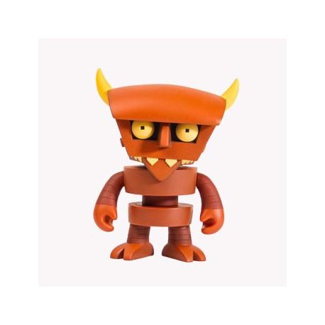 Figur Futurama Robot Devil Kidrobot Animation Geneva