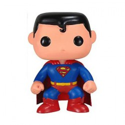 Figurine Pop DC Superman (Rare) Funko Boutique Geneve Suisse