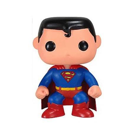 Figur Pop DC Superman (Vaulted) Funko Geneva Store Switzerland