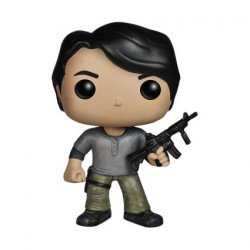 Figurine Pop The Walking Dead Series 5 Prison Glenn Funko Boutique Geneve Suisse