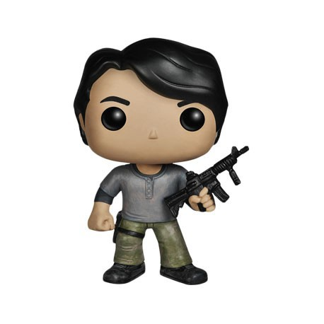 Figur Pop! The Walking Dead Series 5 Prison Glenn Funko Geneva Store Switzerland