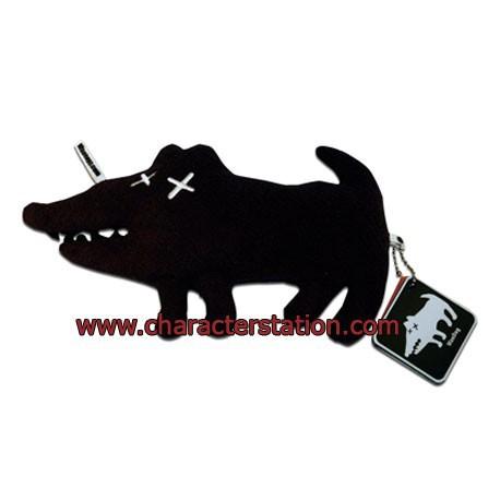 Figuren Wao Dog : Noir Wao Toyz Genf Shop Schweiz