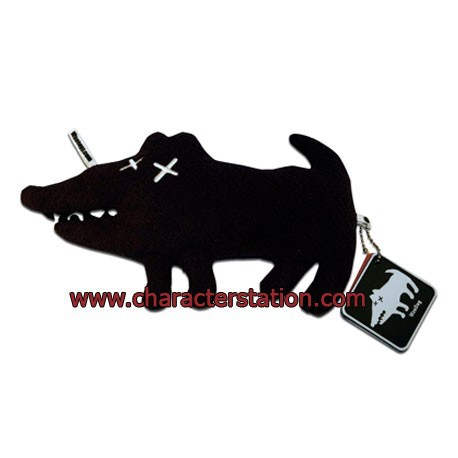 Figurine Wao Dog : Noir Wao Toyz Boutique Geneve Suisse