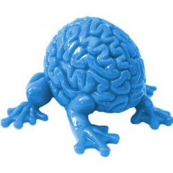 Jumping Brain : Light Blue