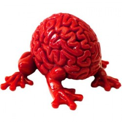 Jumping Brain : Red