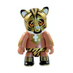 Figur Qee Mutafukaz Mutafuckaz Tigre by Run777 Toy2R Geneva Store Switzerland