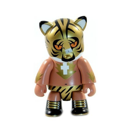 Figur Qee Mutafukaz Mutafuckaz Tigre by Run777 Toy2R Qee Small Geneva