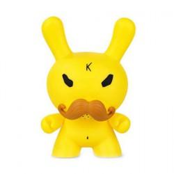 Figurine Dunny 20 cm Swatch par Kozik sans boite Dunny et Kidrobot Geneve