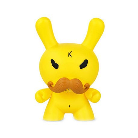 Figur Dunny 20 cm Swatch by Kozik no box Kidrobot Geneva Store Switzerland