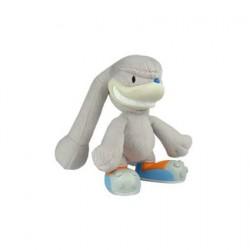Figurine Peluche Baby Grabbit Gris Boutique Geneve Suisse