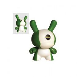 Figurine Dunny série 2 Horvath 3 par David Horvath sans boite Kidrobot Dunny et Kidrobot Geneve
