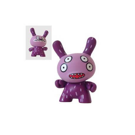 Figur Dunny Horvath series 1 by David Horvath no box Kidrobot Geneva Store Switzerland