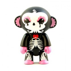Figur Qee Skelanimals Lunabee Toy2R Geneva Store Switzerland