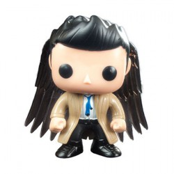 Pop Supernatural Castiel With Wings Limited Edition