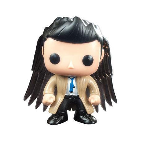 Figur Pop Supernatural Castiel With Wings Limited Edition Funko Geneva Store Switzerland