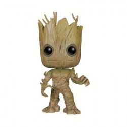 Figurine Pop Guardians Of The Galaxy Groot (Rare) Funko Boutique Geneve Suisse