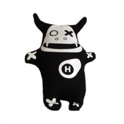 Figuren Demon Cow Noir Toy2R Genf Shop Schweiz