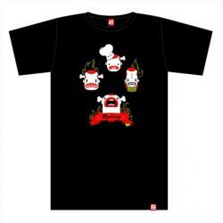 Figuren T-Shirt Madcap : DGPH (M) Madcap Bekleidung - Säcke Genf