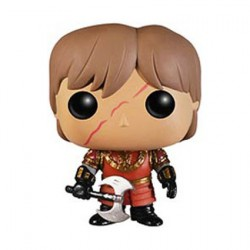 Figurine Pop Game of Thrones Tyrion in Battle Armour (Rare) Funko Boutique Geneve Suisse