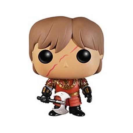 Figur Pop Game of Thrones Tyrion in Battle Armour (Rare) Funko Geneva Store Switzerland