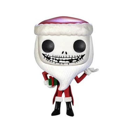 Figur Pop The Nightmare Before Christmas Santa Jack Skellington Funko Geneva Store Switzerland