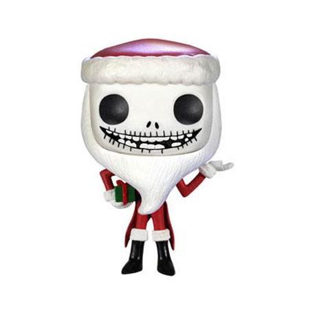 Figur Pop! The Nightmare Before Christmas Santa Jack Skellington Funko Funko Pop! Geneva