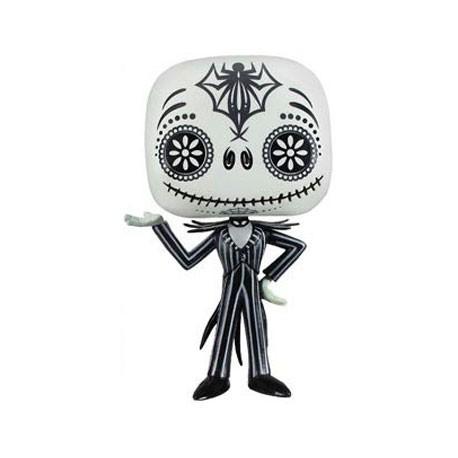 Figur Pop The Nightmare Before Christmas Day Of The Dead Jack Skellington (Vaulted) Funko Geneva Store Switzerland