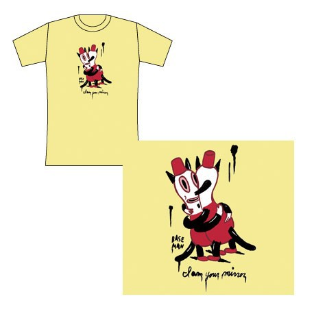 Figur T-Shirt Gary Baseman : I Am Your Mirror (L) Critter Box Geneva Store Switzerland