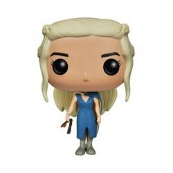 Figurine Pop Game of Thrones Mhysa Daenerys Targaryen In Blue Dress (Rare) Funko Boutique Geneve Suisse