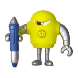 Figurine Sketchbot Stylus Boutique Geneve Suisse