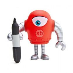 Figurine Sketchbot Sharpie Boutique Geneve Suisse