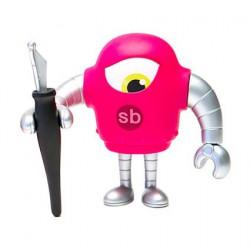 Figurine Sketchbot Magenta Boutique Geneve Suisse