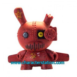 Figurine Dunny Art of War 4 par DrilOne Kidrobot Boutique Geneve Suisse