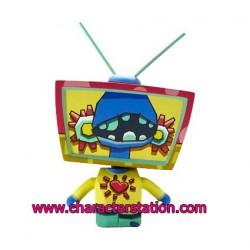 TV Head by Cameron Tiede