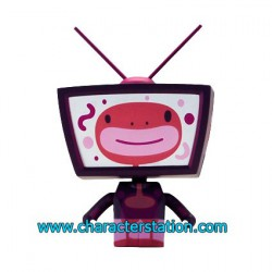 TV Head by Colorblok