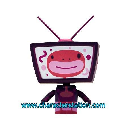 Figurine TV Head par Colorblok Kaching Brands Boutique Geneve Suisse